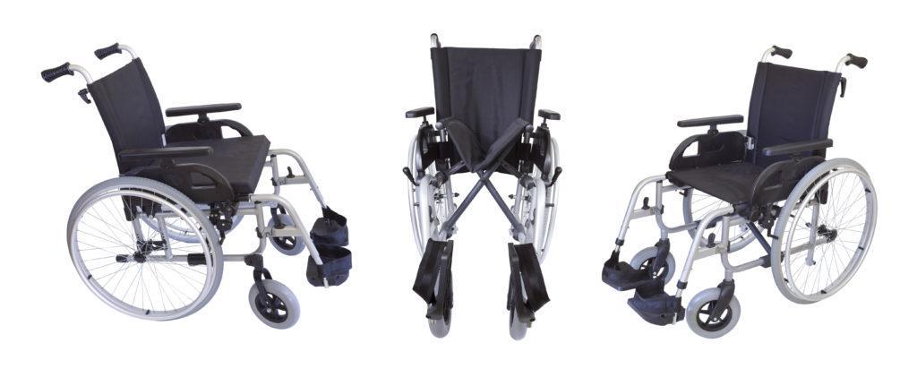 sillas de ruedas Rehatrans Pepe Varela