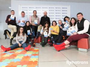 Calcetines Solidarios en Rehatrans (10)