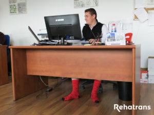 Calcetines Solidarios en Rehatrans (7)