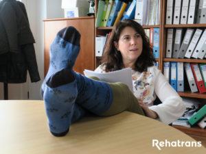 Calcetines Solidarios en Rehatrans (8)