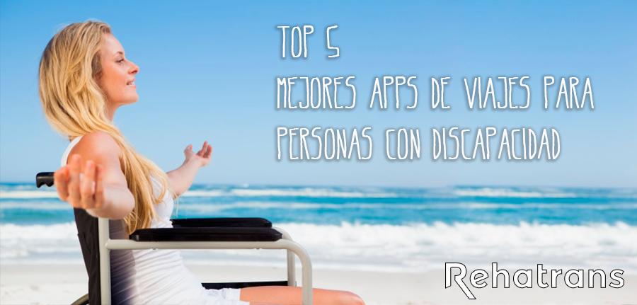 Mejores Apps gratis discapacidad