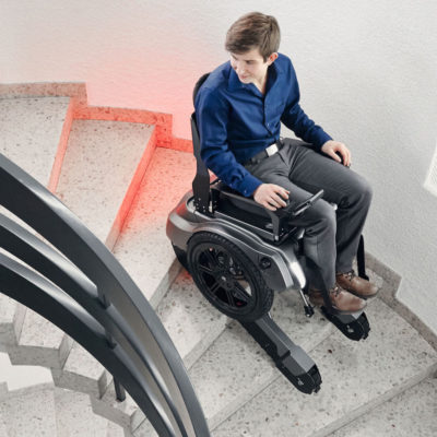 Resultado de imagen para silla de ruedas inteligente