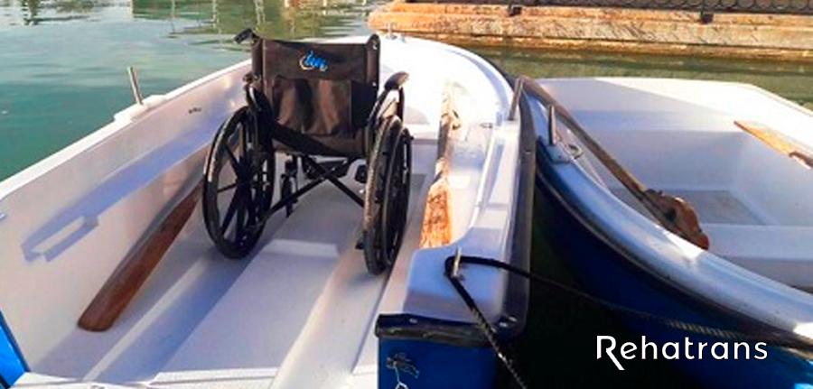 Barcas Accesibles en el Retiro